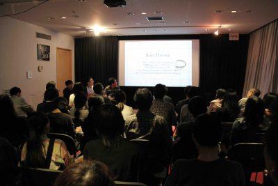 東京でのプログラム、満員御礼!